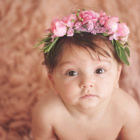 Anna la fotografa dei bambini - sitter session - fotografia newborn napoli